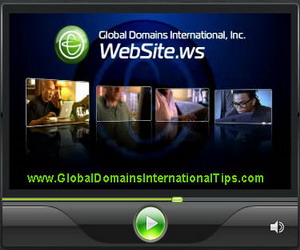 Global Domains International DVD